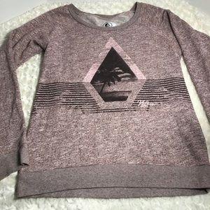 Volcom sweatshirt size small